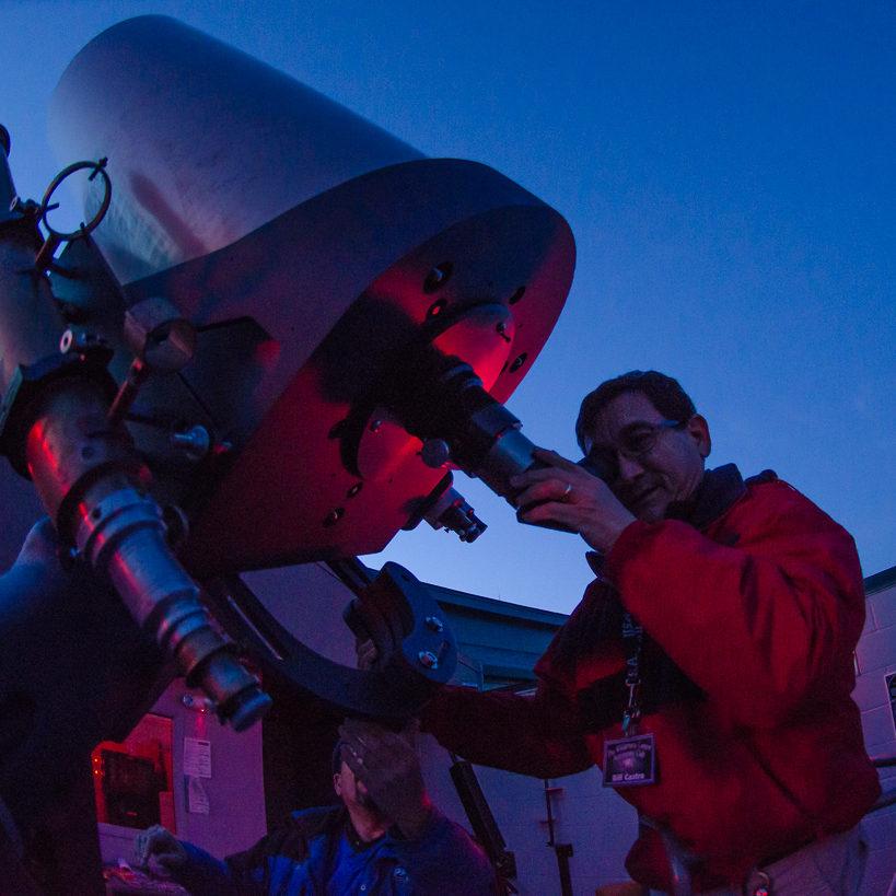 Telescope-Upperman